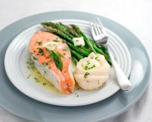 Sophisticated Poached Fish In Extra Virgin Olive Oil